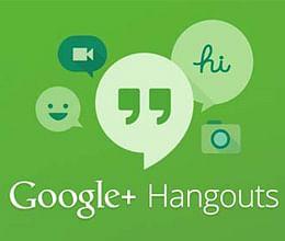 video calling app hangout