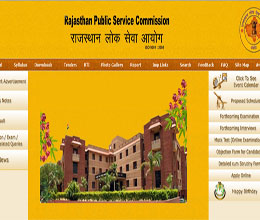 RPSC issues application for RAS 2013