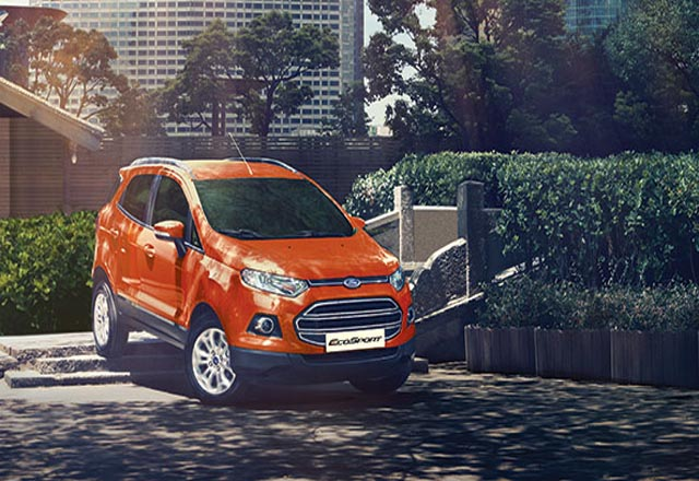 ford ecosport compact