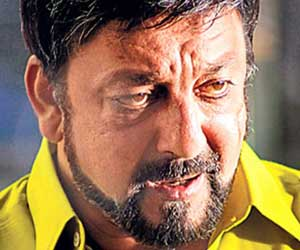 movie with sanjay dutt on hold