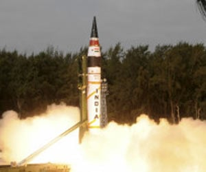 agni four test is successful