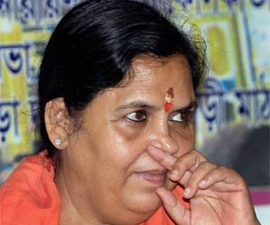 vyapam scam is just like fodder scam in m.p: uma bharti