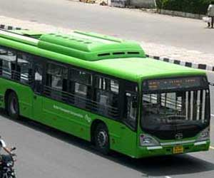 600 DTC drivers colour blind? Information commissioner to Kejriwal