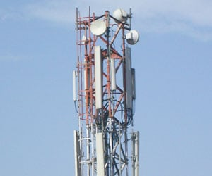 Companies now seek new sites for cell towers