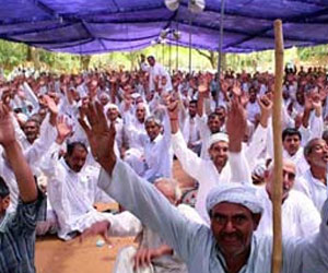 congress political bet on jat community