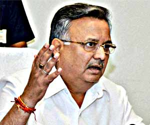 corruption charges on raman singh