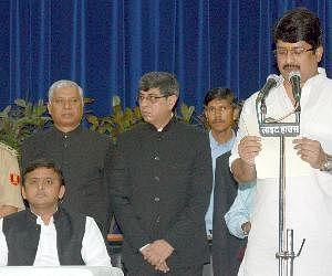 raja bhaiya gets his previous portfolio