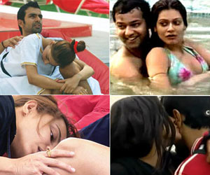 bigg boss content against women?