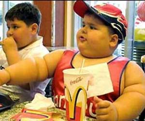 ignoring child obesity have health hazards