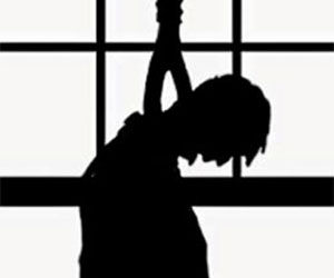 Husband suicide for his wife