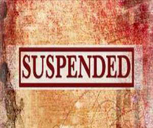 The student did not seek post-charge suspended