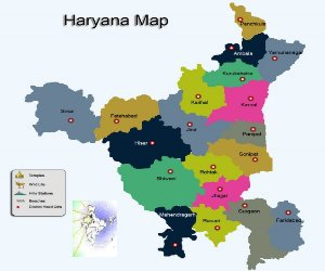 Haryana Foundation Day Special, Know 48 Important Things