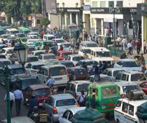 one way traffic system in lucknow