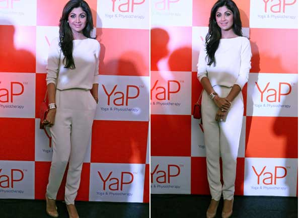 shilpa shetty vlcc yap launch