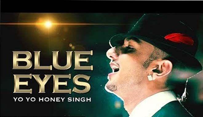honey singh blue eyes