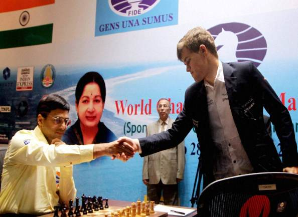 Viswanathan Anand, Magnus Carlsen, World Chess Championship