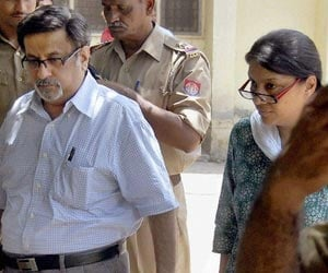 Rajesh - Nupur's appeal in the High Court