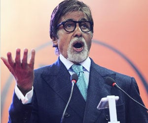 Big b 'poison' dart leaves Pepsi cringing