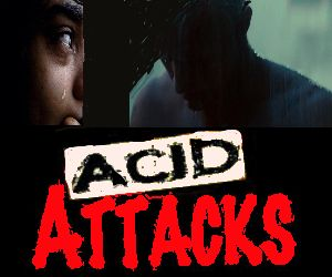 stop acid attack campaign