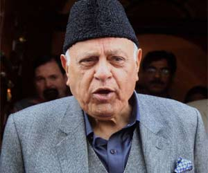 scared now of appointing women secretaries: farooq abdullah