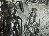 expansive god statues in up