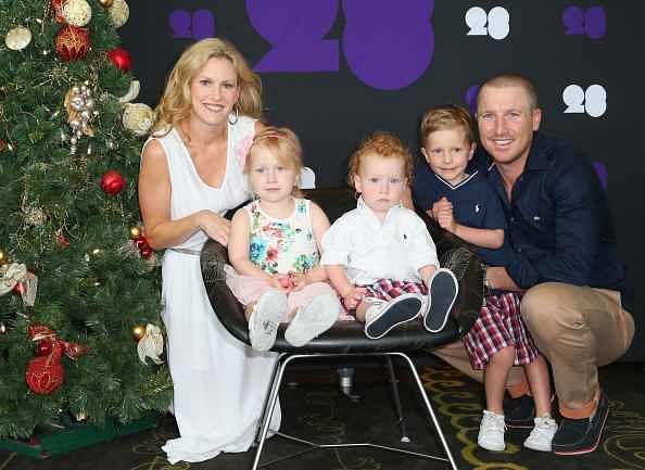 Australian Cricket team Celebrate Christmas