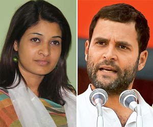 alka lamba lashes out on congress and rahul gandhi