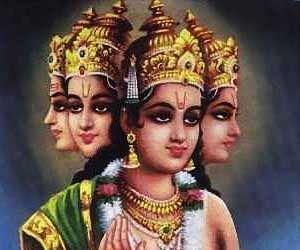 brahma gyatri pushkar tirth story