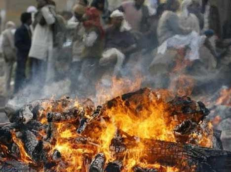 Why Cremation Is Inauspicious After Sunset - शाम ढलने के ...