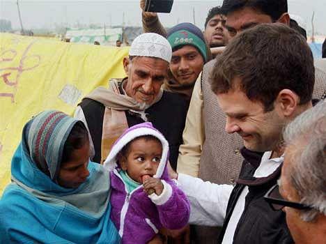 राहुल गांधी जुटे तैयारी में