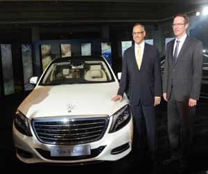 2014 Mercedes-Benz S-Class launched