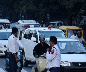 Traffic change in delhi for next two days