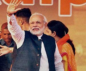 narendra modi will launch tea stall campaign
