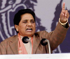mayawati killing small political parties