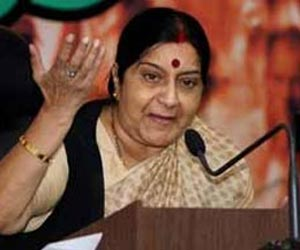bjp will get victory in general election 2014 says sushma swaraj