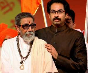 bal thackeray sons in legal row over estate