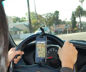 GPS  will be fitted soon in commercial vehicles