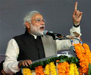 modi will become pm, bjp won 200 seats