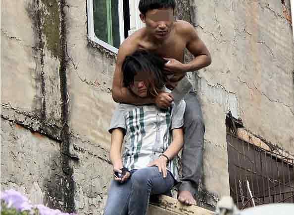 hostage drama in sanya photo gallery