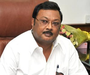 M k alagiri suspended from party