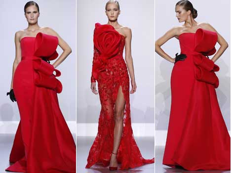 paris fashion week collection