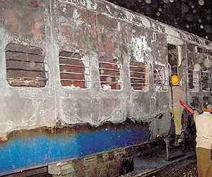 Samjhauta Blast Case, illegation charged on 5