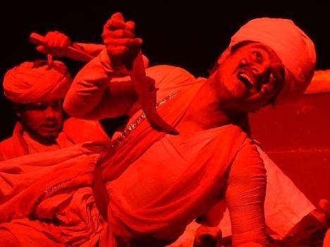 'Satyagreh' Play in Chandigarh