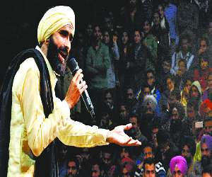 Sufi Album 'Joginath' Released