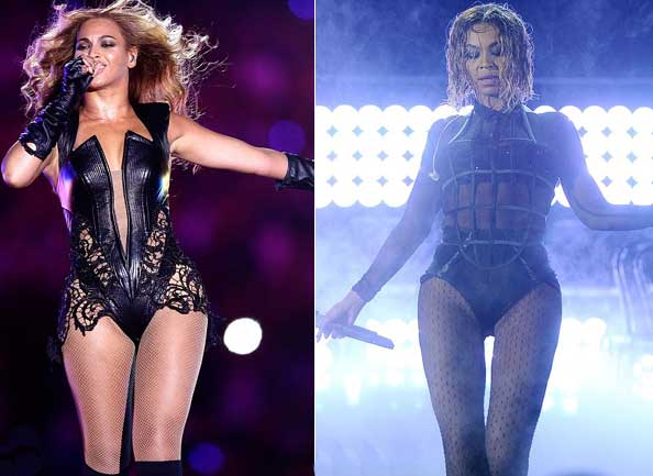 Beyoncé looks thinner than ever at Grammy Awards 2014