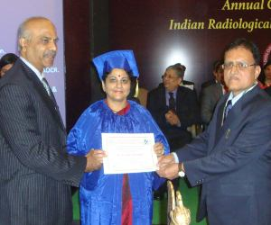 Dr. Suman Kochhar of GMCH select for ?fellowship