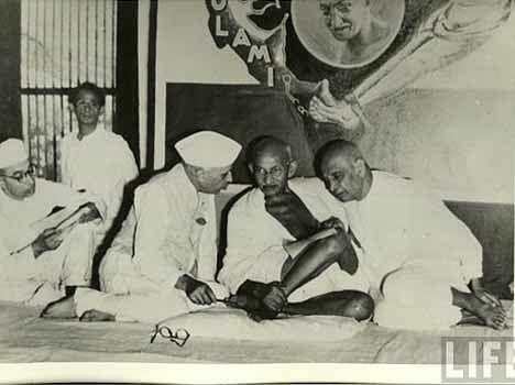 ये है गांधी को मारने की असली वजह