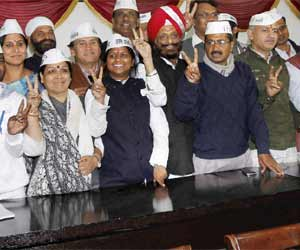 special class for aam aadmi party mla in delhi assembly