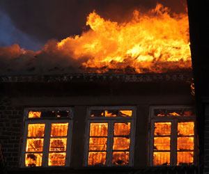 two fire incidents in shimla