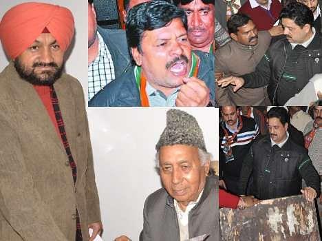 Politics in Chandigarh